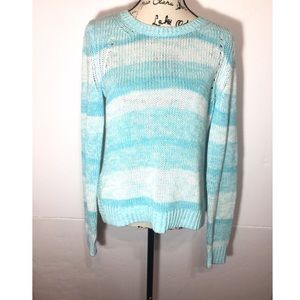 Lilly Pulitzer Striped Pullover Sweater